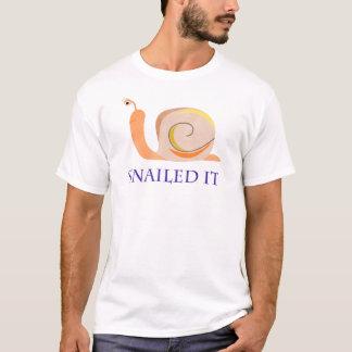 Snailed il t-shirt