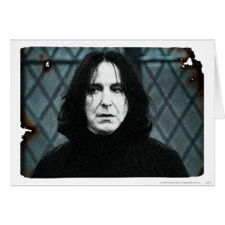 Snape 1 carte de vœux