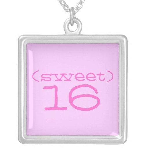 Snoepje 16 Roze Tegenhanger Bubblegum Persoonlijke Sieraden