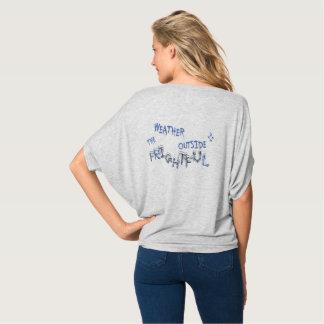 Snowman_Weather est T-shirt terrible pour des