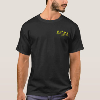 Société paranormale du sud de CT, S.C.P.S T-shirt