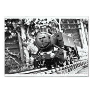 soixante-cinquième Invitation de train