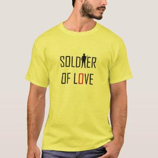 Soldat de l'amour t-shirt