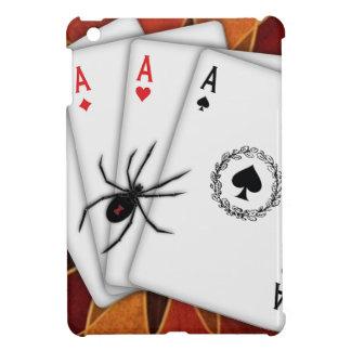 Solitaire 3D d'araignée · mini cas d'iPad Coques iPad Mini