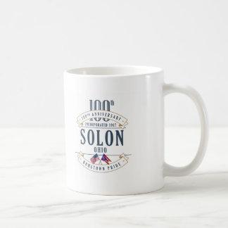 Solon, tasse d'anniversaire de l'Ohio 100th
