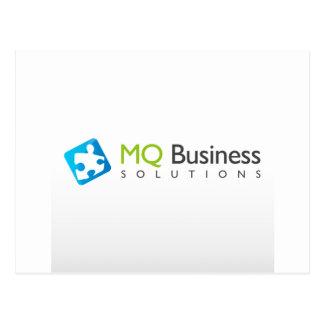 Solutions d'affaires de MQ Cartes Postales