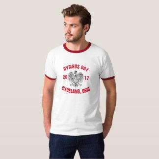 Sonnerie 2017 de Cleveland Ohio de jour de Dyngus T-shirt