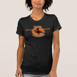 Sorcière de Halloween et chemise de lune T-shirt
