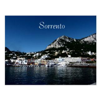 Sorrente, Italie Cartes Postales