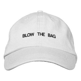 Soufflez le casquette de sac