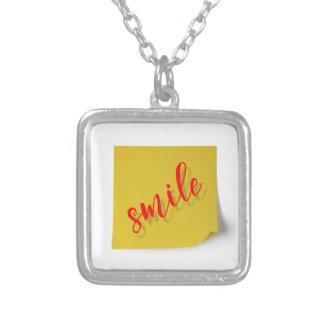 sourire collier