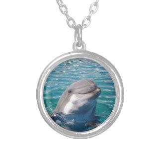 Sourire de dauphin collier
