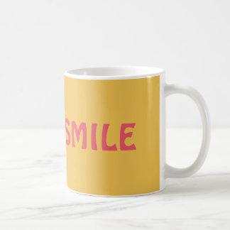 Sourire - soyez quotidien heureux mug