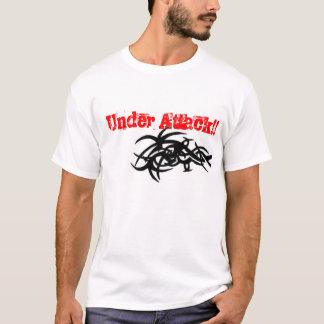 Sous l'attaque ! ! T-shirt