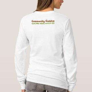Soutenez votre cuisine de la Communauté T-shirt