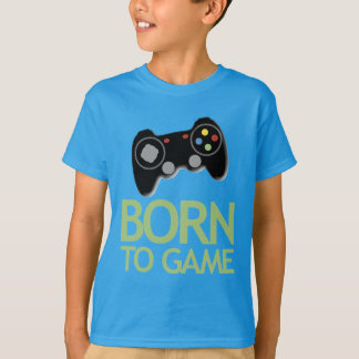 Soutenu au jeu t-shirt