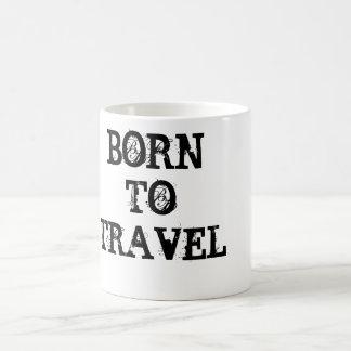 Soutenu pour voyager - tasse de café/thé