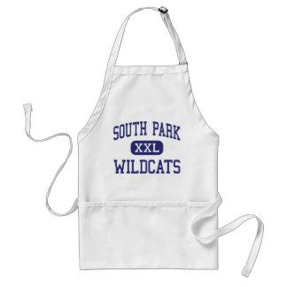 South Park - chats sauvages - haut - Winston Salem Tablier