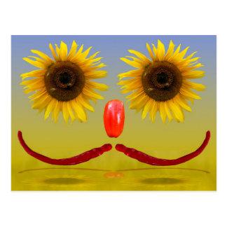 Soyez carte heureuse