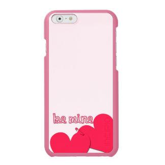 Soyez coque iphone moderne de Saint-Valentin de Coque-portefeuille iPhone 6 Incipio Watson™