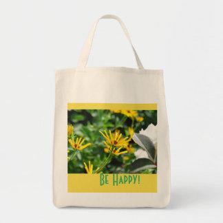 Soyez Fourre-tout heureux ! Tote Bag