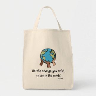 Soyez le sac fourre - tout à changement