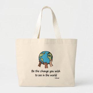 Soyez le sac fourre-tout à changement
