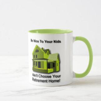 """Soyez Nice tasse à vos enfants"""