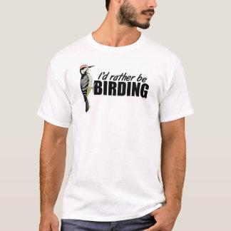 Soyez plutôt Birding T-shirt