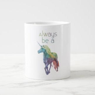 Soyez toujours une tasse de licorne