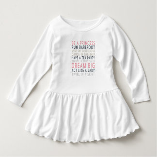 Soyez une princesse 01 robe manches longues