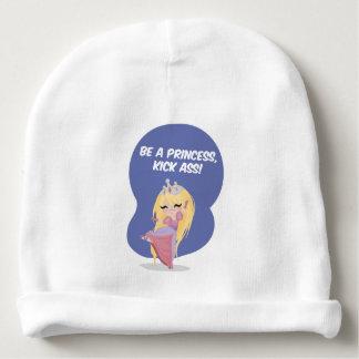 Soyez une princesse, âne de coup-de-pied ! - bonnet pour bébé
