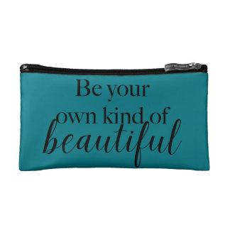 """""""Soyez votre propre genre de beau"""" sac de"""
