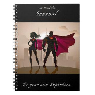Soyez votre propre super héros - un journal