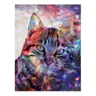 SpaceCat Cartes Postales