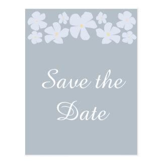 Sparen de Briefkaarten van het Huwelijk van de