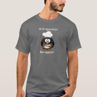 Spécialiste en gril - T-shirt