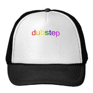 Spectre de couleur de Dubstep Casquettes