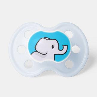 speen kleine kinderen olifant