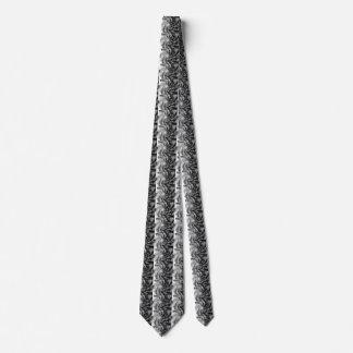 Spiraalvormig Zwart-wit Shell, Persoonlijke Stropdassen