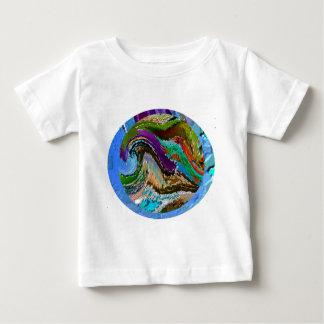 Spiritueux et inspiration - battement de coeur V2 T-shirt Pour Bébé