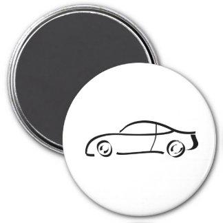 sport car aimant