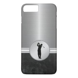 Sports du golf des hommes de luxe coque iPhone 8 plus/7 plus