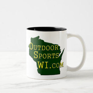 Sports en plein air le Wisconsin - tasse de café