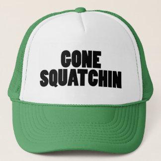 Squatchin allé 1 casquette de camionneur