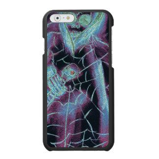 squelette effrayant parfait coque-portefeuille iPhone 6 incipio watson™