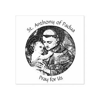 St Anthony de Padoue avec le bébé Jésus