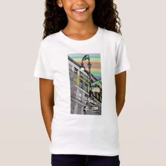 St de commerçant de tissus T-Shirt