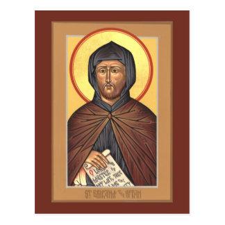St Ephraim la carte syrienne de prière