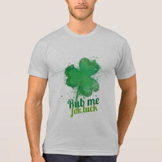 St Le jour de Patrick du paddy me frottent pour le T-shirt